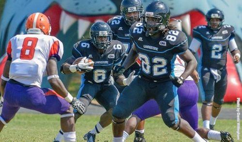 CIAA Football: Edward Waters 42, Livingstone 36 - Florida ...